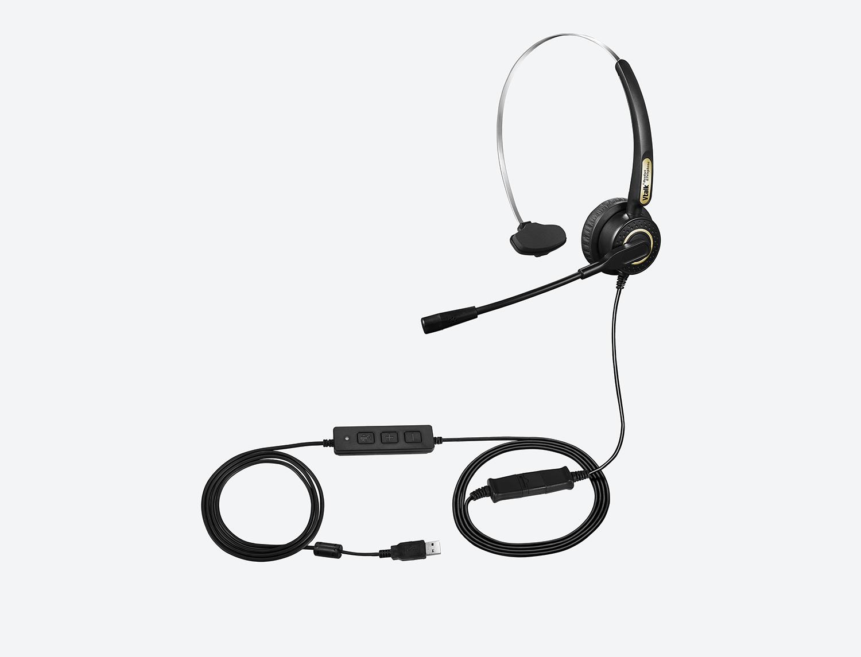 宽频UC耳机