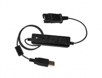 USB线控QD前端线